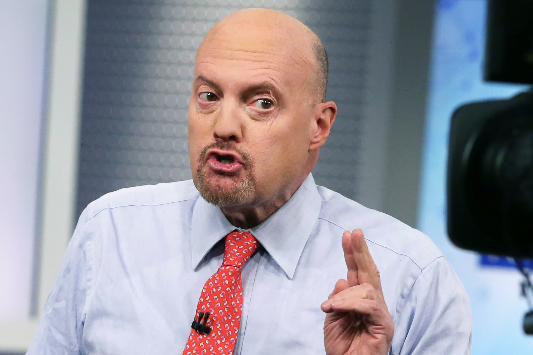 Jim Cramer says uncertainty about Covid is helping stocks right now