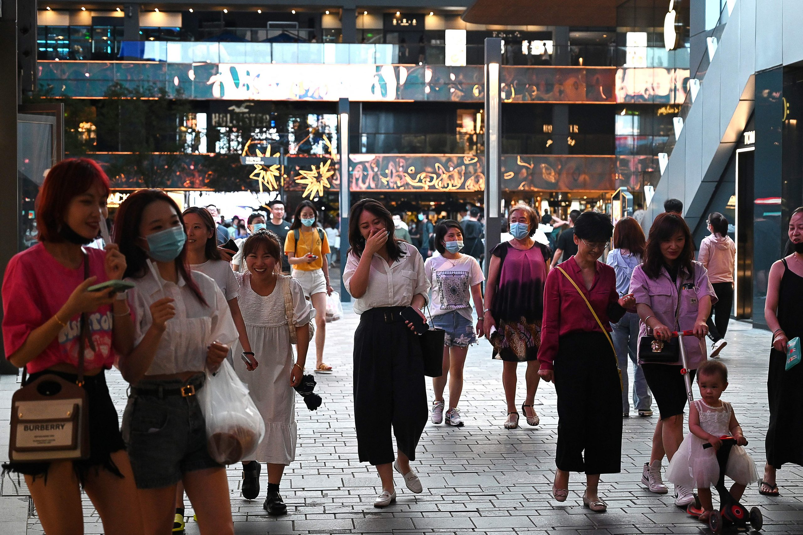 UBS picks five foreign stocks set to benefit as Chinese women spend